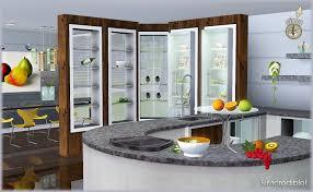 sims 4 kitchen design. audacis kitchen set by simcredible designs sims 4 design d