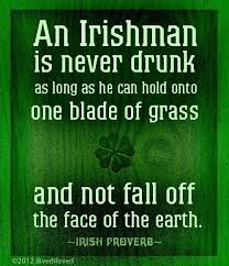 An Irishman Is Never Drunk Pictures, Photos, and Images for ... via Relatably.com