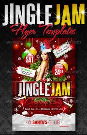 Top 10 Christmas Party Flyer Templates 56pixels Com