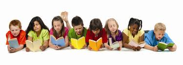 Image result for free clip art multicultural students reading