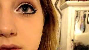 anime eye makeup tutorial without circle lenses or fake eyelashes you