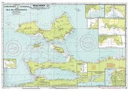 D12 Chart Imray Nautical Chart Imray D12 Carupano To Cumana And Isla De Margarita