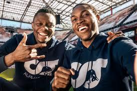 Patson Daka & Enock Mwepu » Freunde fürs Leben