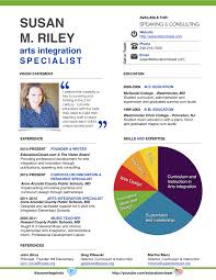 Infographic Resume Template Free Download Template Resume Cv