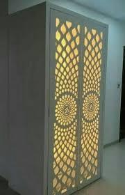 corian temple door work from mumbai