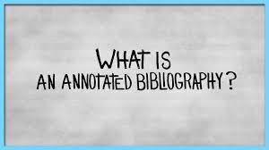 Annotated Bibliography Apa Example Agadiifreezerco