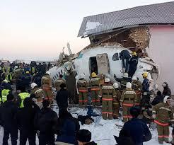 В Казахстане назвали основную версию крушения самолета Bek ...