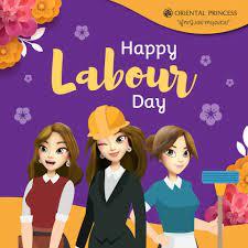 สุขสันต์ #วันแรงงาน นะคะสาวๆ 🥰... - Oriental Princess