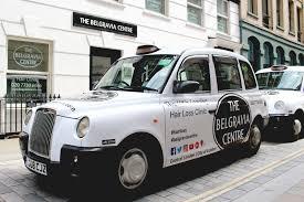 belgravia centre taxi ads london taxi