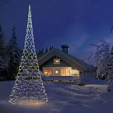 font color=darkblue><i><h2>25ft<br>Christmas Tree<br>Flagpole ...