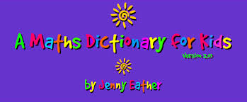 Image result for jenny eather maths dictionary