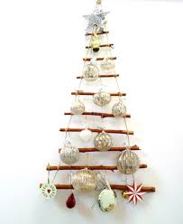 Have A Baby Put A DIY Christmas Tree On The WallChristmas Trees That Hang On The Wall