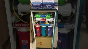 Máy lọc nước RO nóng lạnh 2 vòi SUNHOUSE SHR76210CK XẢ KHO 5,450,000 đ -  YouTube