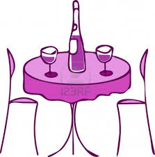 round table and chairs clipart. pin table clipart fancy #12 round and chairs g