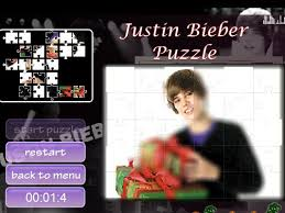 Small Picture Justin Bieber puzzle Jogos Online Games Terra
