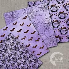 digital paper gothic damask paper in purple grunge pattern shabby chic