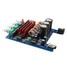 Blue Ocean <b>TPA3116 100W</b>+250W <b>Class D</b> Amplifier Board Review ...