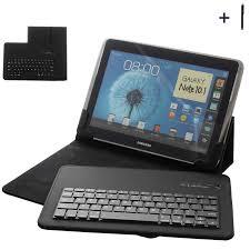 Universal <b>Wireless Bluetooth</b> Keyboard Case For 9'' 10'' <b>Tablet</b> For ...