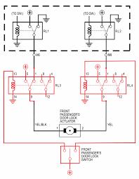 honda element passenger s door lock switch figure 3