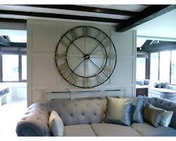 very large wall clock extra large wall clocks large wall clocks roman numerals clocks large roman
