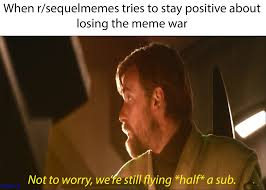 Quotes On War Enchanting RSequelmemes Is Even Using Our Own Quotes PrequelMemes
