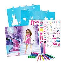 Большой <b>набор</b> для творчества <b>Fashion Angels</b> Барби ...