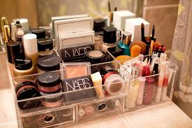 Makeup Ideas cheap makeup holders : cheap-makeup-acrylic-organizer-diy-