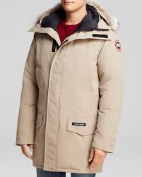 ... sweden lyst canada goose langford parka with fur hood in natural for  men 17b88 b0f87 ...
