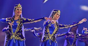 Азербайджанский танец Википедия