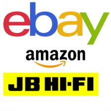 Jb Websites Ebay Amazon And Jb Hi Fi Most Popular Online Stores Power Retail
