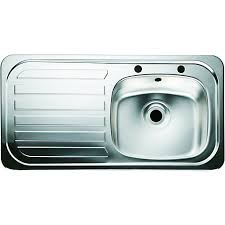 Wickes Asterite 15 Bowl Reversible Kitchen Black Sink U0026 Drainer Kitchen Sinks Wickes