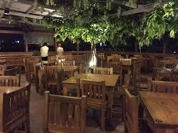 Columbus cafe outdoor lighting Cirpa Cafe Dermaga Ambience Forooshinocom Ambience Picture Of Cafe Dermaga Jakarta Tripadvisor
