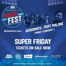 Bud Light Super Bowl Music Fest 2019 Lineup Miami Super Bowl Parties And Tailgates 2020 Bud Light
