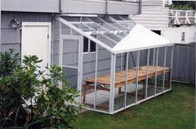 traditional glass lean to greenhouse 8 w x 12 l single glass