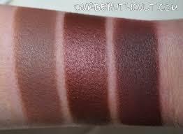 cocoa bear is a um reddish brown with warm orange undertones wild west makeup geek