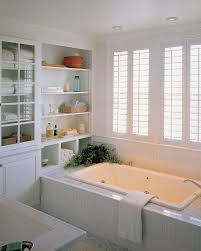 Creativity White Bathroom Ideas L Intended