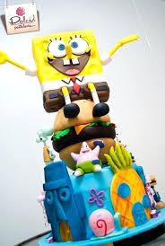 Cakes Cupcakes Design Ideas On Cake Spongebob Squarepants Cakes