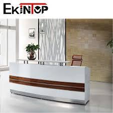 front desk furniture design. Photo 1 Of 7 Office Counter Table Front Furniture Design - Buy Design, Desk D