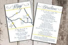 25 Wedding Invitation Inserts Cafecanon Info