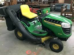 john attachments deere tiller attachment mower used image 2 garden tractor and hydraulic powered for