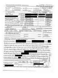 United Airline Police Report Regarding Dr Dao Incident Report