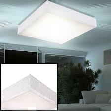 Led Metall Modern Weiß Deckenlampe Licht Raumbeleuchtung