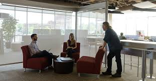collaborative office space. shared office and collaboration space collaborative b