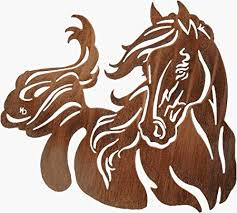 >windy horse metal wall art amazon uk kitchen home windy horse metal wall art