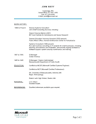 correct format of resumes resume references template med assistant info