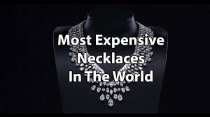 in this article we provide you details about the top 11 most expensive necklaces in the world and what makes them stand out from the rest