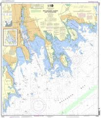 How To Read Navigation Charts Noaa Nautical Chart 13232 New Bedford Harbor And Approaches