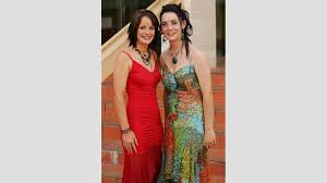 photos tbt year formals mid s the daily advertiser emma parnell and skye cameron at the trac year 10 formal in 2005 picture