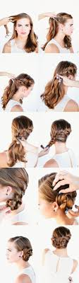 Hairstyles For School Step By Step 213 Best Images About Cute Simple Hair Ideas On Pinterest Full
