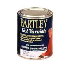 Bartley Gel Stains